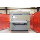 Used Double (2) Head Wide Belt Sandingmaster Model SLSB-2-1300 - Photo